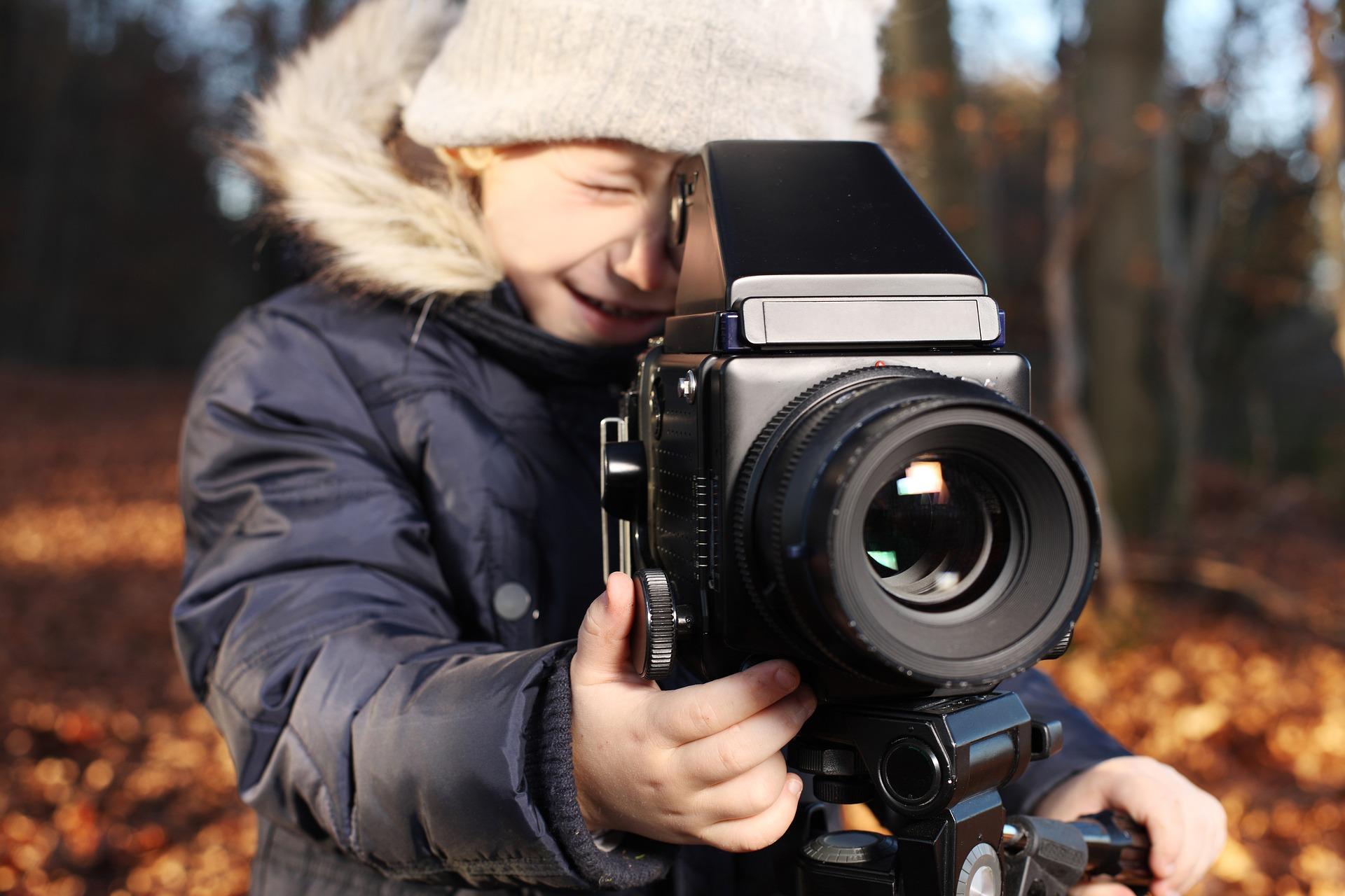 L'enfant à la caméra
